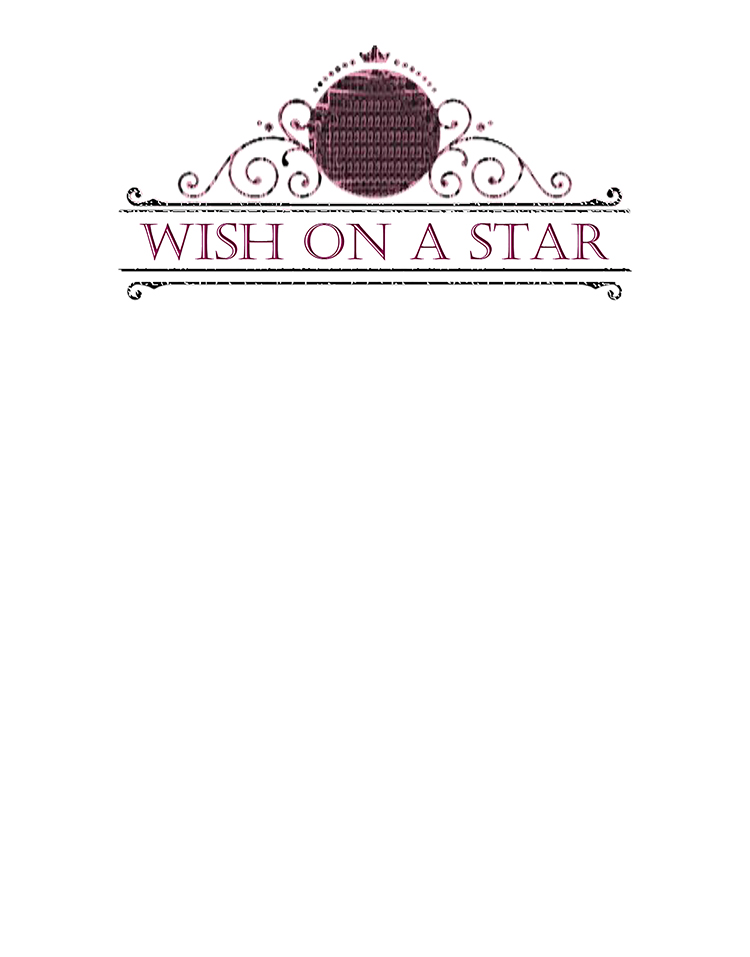 Wish on a Star message for inside card. Kathryn Hanson, ShutteredEye.